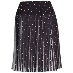 Melissa Mccarthy Seven7 Plus Printed A-Line Skirt ($108) ❤ liked on Polyvore featuring plus size women's fashion, plus size clothing, plus size skirts, plus size, polka dot black, polka dot pleated skirt, womens plus size skirts, polka dot skirt and pleated skirt