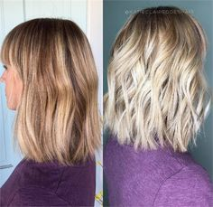 Foil-ayage for a Natural Ash Blonde Tone - Hair Color - Modern Salon