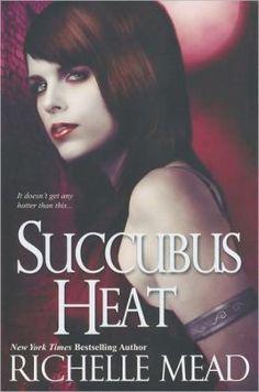 Succubus Heat (Georgina Kincaid Series #4)