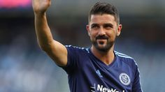 David Villa's influential showing vs. Chicago tops Audi Player Index