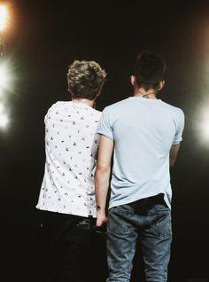 Zayn&Niall ❤❤❤
