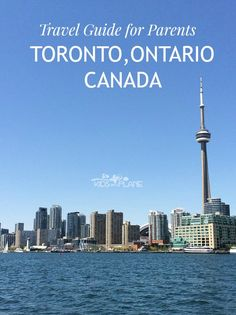 Travel Guide for Parents - Toronto, Ontario Canada! Are you planning to visit Toronto with the family? Here's a quick & easy travel guide to Canada's most populous city. We've got a list of what to do & where to stay with kids! Toronto Vacation, Toronto Travel, Vacation Spots, Vacation Ideas, Visit Toronto, Toronto Ontario Canada, Best Family Vacations, Family Travel, Ottawa