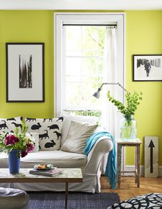 Embracing color in your home can pay so many design dividends! In the new must have book on color, Will Taylor shows you how to decorate with color through a series of Color Cocktails, including The Lime Divine. http://www.amazon.com/gp/product/1250042011/