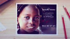 2015 - Spot de Manos Unidas - Campaña 56 - Luchamos contra la pobreza, ¿...