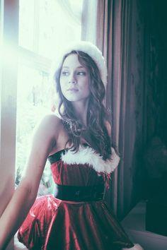 "TROIAN BELLISARIO PHOTOGRAPHED BY KEEGAN ALLEN :""merry Ho Ho"""