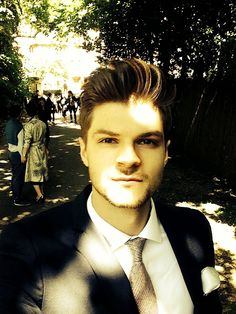 Jim Chapman: Final day of LC:M - Burberry