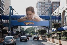 Publicidad exterior eficaz y original