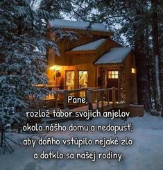 Cabin, House Styles, Cabins, Cottage, Wooden Houses