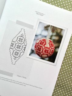 knitting decoration book reivew