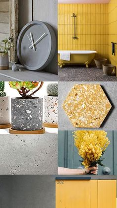 Cores Pantone para 2021 - Illuminating & Ultimate Grey - Suéter Azul Yellow Pantone, Pantone Color, Color Trends, Color Combos, Color Of The Year, Inspiration, Interior Design, Mood Boards, Grey