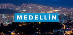 City of the Year -Medellin