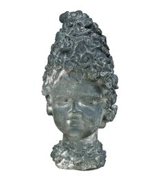 Patrician Lady Head Statue