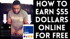 Earn $55 Fast! | The Easiest Way To Make Money Online [2021] Make Money Blogging, Make Money From Home, Way To Make Money, Make Money Online, How To Make, Internet Marketing, Social Media Marketing, Surveys For Money, Money Now