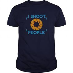 i shoot people - Hot Trend T-shirts