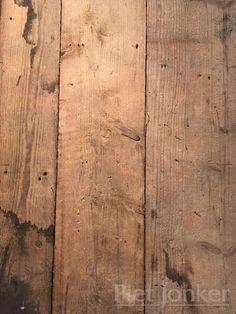 Grote partij oude grenen vloerdelen - Houten vloeren - Vloeren - Producten Wood Parquet, Hardwood Floors, Flooring, Future House, Sweet Home, New Homes, Home And Garden, House Design, Interior Design