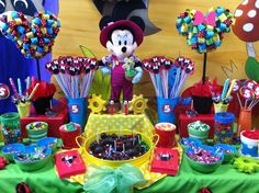 candy station!!!