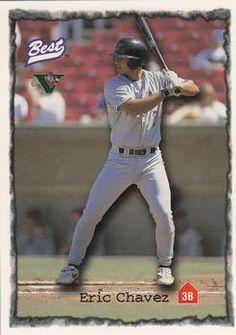 1997 Best #37 Eric Chavez Front