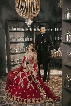 Sanam Saeed and Fawad Khan for Sfkbridal photoshoot - pk fashion - Hijab Wedding Dresses, Pakistani Wedding Outfits, Bridal Outfits, Bridal Gowns, Indian Bridal Lehenga, Pakistani Wedding Dresses, Indian Dresses, Bollywood, Desi Wedding