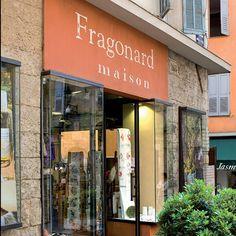 Grasse : La boutique Fragonard Parfumeur