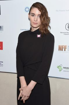 Rooney Mara Photos: Annual Charity Day Hosted By Cantor Fitzgerald And BGC - BGC Office - Inside