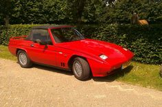 Reliant Scimitar 1800ti LHD. Twin Spark with cath converter. First reg in Switzerland.