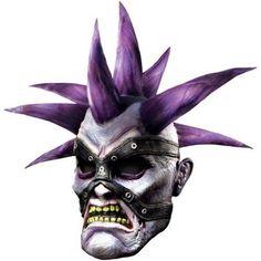 World of Warcaft Forsaken Adult Halloween Latex Mask, Men's, Multicolor