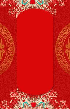 wedding invitation card red ad Royal Wedding Invitation, Marriage Invitation Card, Wedding Invitation Background, Marriage Cards, Wedding Invitation Card Template, Invitation Card Design, Watercolor Wedding Invitations, Flower Background Wallpaper, Red Background