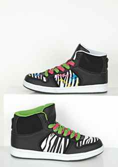 596dc741c4 dELiAs   Adora High Top Sneaker   shoes   view all shoes