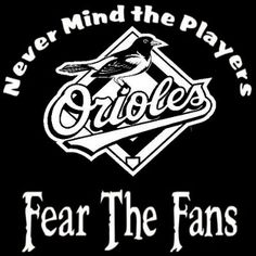 New Custom Screen Printed T-shirt Baltimore Orioles Never Mind T