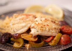 Healthy Provincial Fish Recipe #fish #recipes