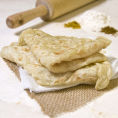 Guyana style Roti - i'll have to try this someday