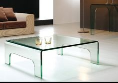 161€ glass table