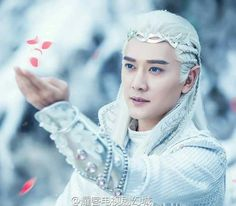 What did Feng Shao Feng fear the most while filming Ice Fantasy?