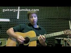 """How To Play """"Crystalised"""" by The xx Guitar Tutorial (Romy's lead part) - YouTube"""