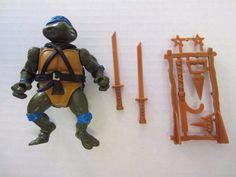 """Leonardo Teenage Mutant Ninja Turtles Action Figure TMNT 4 1/2""""  #Unknown"""