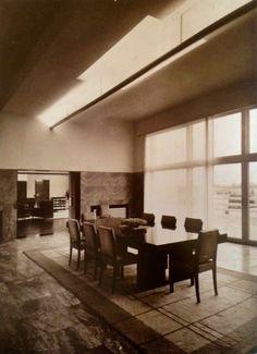 Villa Cavrois de Rob Mallet Stevens: Archives intérieures