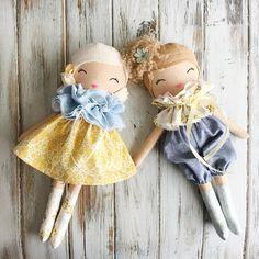 Darling SpunCandy Dolls