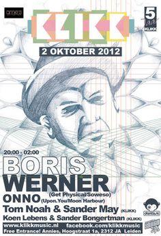 KLIKK /w Boris Werner