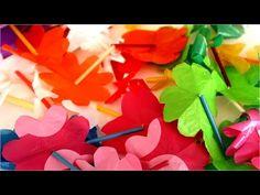 Dicas para Luau/ Festa Tropical ʕ•ᴥ•ʔ - YouTube