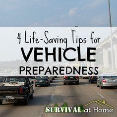 Emergency Preparedness Vehicle