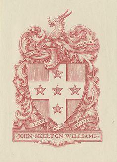 [Bookplate of John Skelton Williams] by Pratt Libraries, via Flickr
