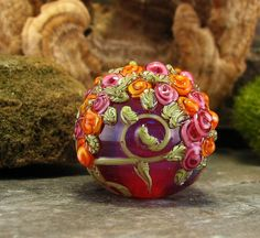 Jaipur Jewels Lohita by flamekeeper on Etsy, $45.00