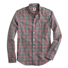 J.Crew - Slim Thomas Mason® Archive for J.Crew shirt in 1918 gingham
