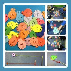 ¿Qué niño no desearía poder pescar dentro de su propia aula? ¿Y porqué aburrir a nuestros alumnos con pesadas y repetitivas tareas…