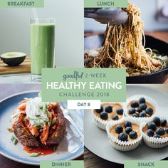 This is Day 8 of the Goodful Two-Week Healthy Eating Challenge. Click here to get a rundown of the whole program.