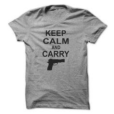 keep calm and carry gun - #tshirt sayings #green sweater. CHEAP PRICE => https://www.sunfrog.com/Names/keep-calm-and-carry-gun-56607034-Guys.html?68278