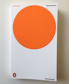 Barnbrook studio has designed the cover for Penguin's new 'restored edition' of Anthony Burgess's A Clockwork Orange. Here, Jonathan Barnbrook and art director Jim Stoddart explain the process behind approaching a book with such a formidable visual history