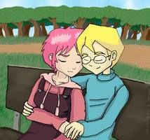 Aelita and Jeremie