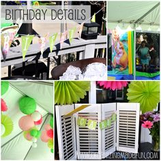 Organizing Made Fun: Project: Surprise party!