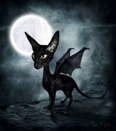 † Demon Of The Night † ©Toon Hertz 2013